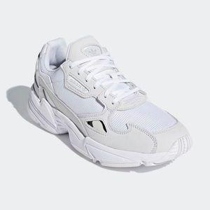 Adidas Falcon Suede Shoes